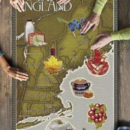 Take Your Tastebuds on a Virtual Tour (Series): New England