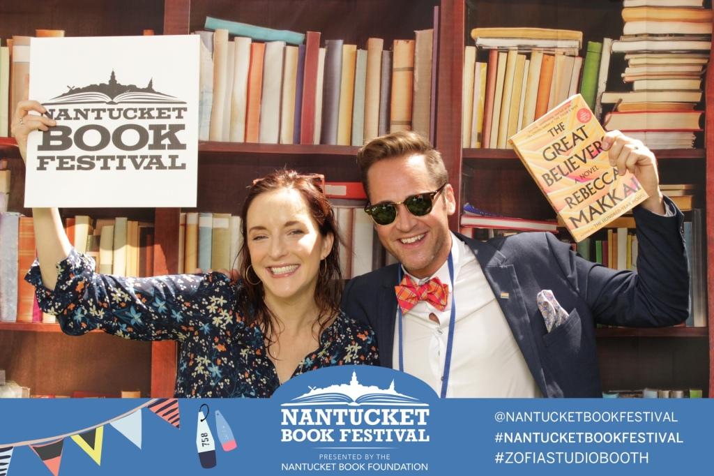 Nantucket Book Festival photo